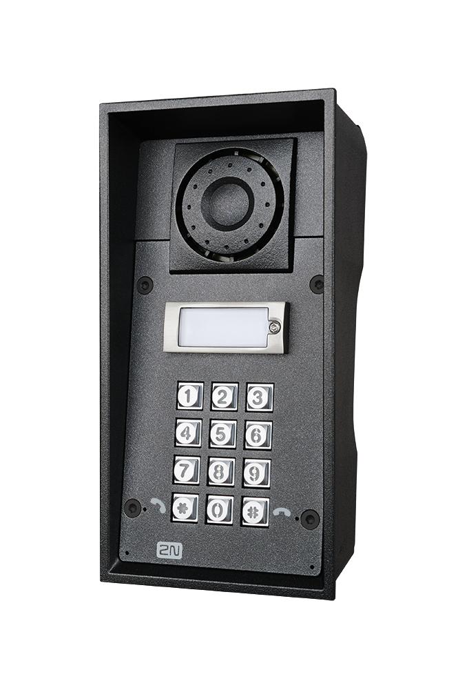 2N Helios IP Force - 1 tlačítko, klávesnice