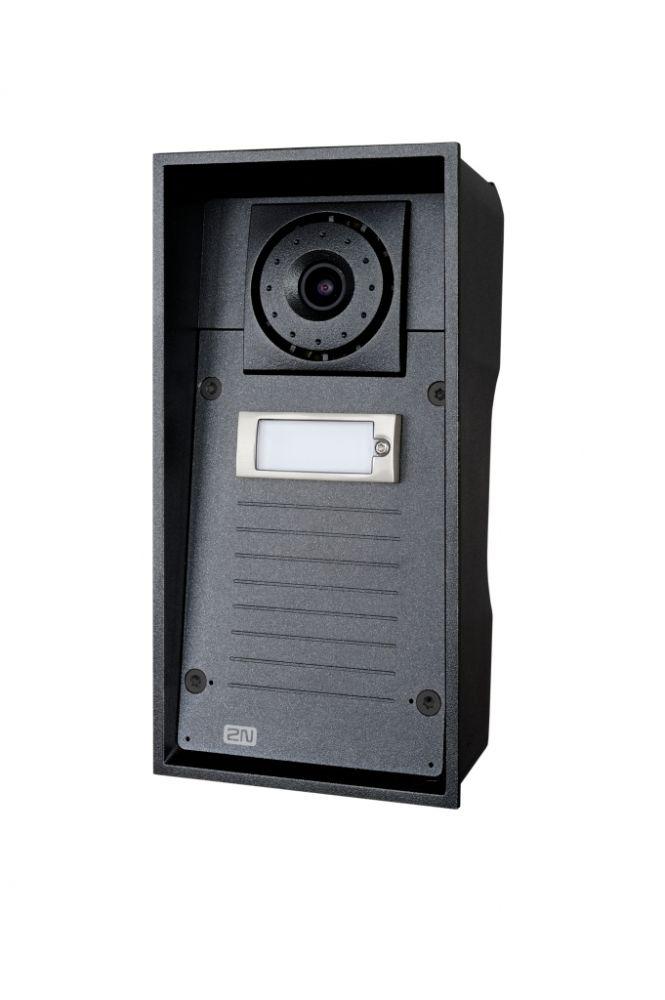 2N Helios IP Force - 1 tlačítko, kamera, 10W reproduktor