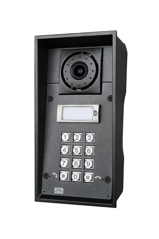 2N Helios IP Force - 1 tlačítko, kamera, klávesnice