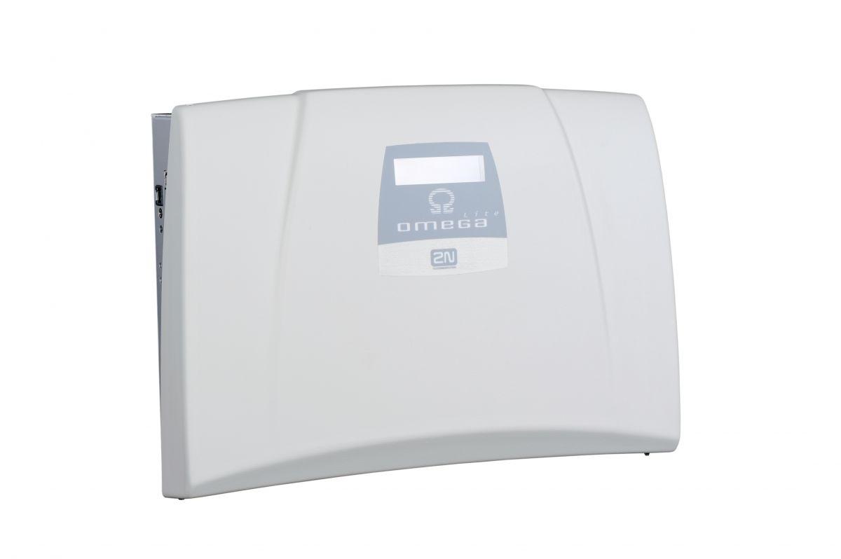 2N Omega Lite základní modul pro 12 portů, modem, zdroj, displej