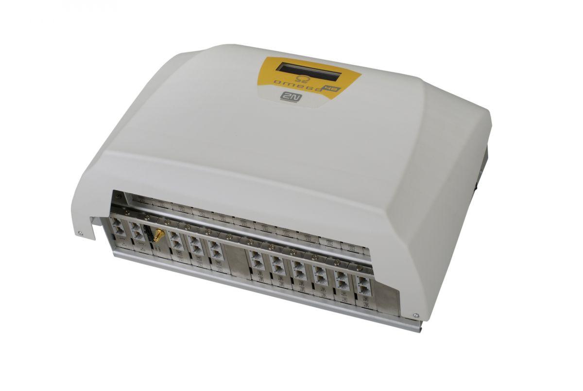 2N Omega 48 základní modul 24 portů