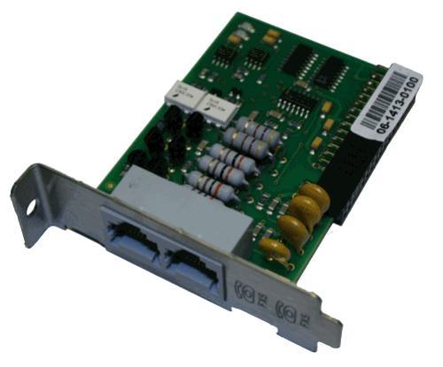 2N Omega Lite modul VL, 2 FXS porty