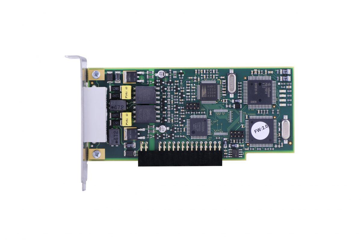 2N Omega Lite modul digitálních systémových linek,2-drát,2 porty