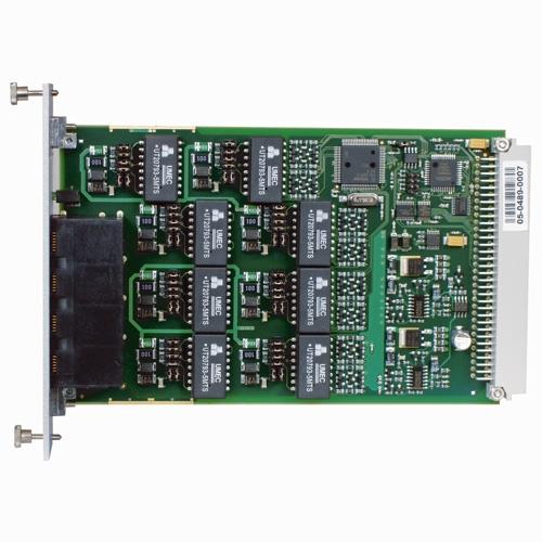 ATEUS NetStar BRI/DVL modul,4 BRI/4 DVL portů