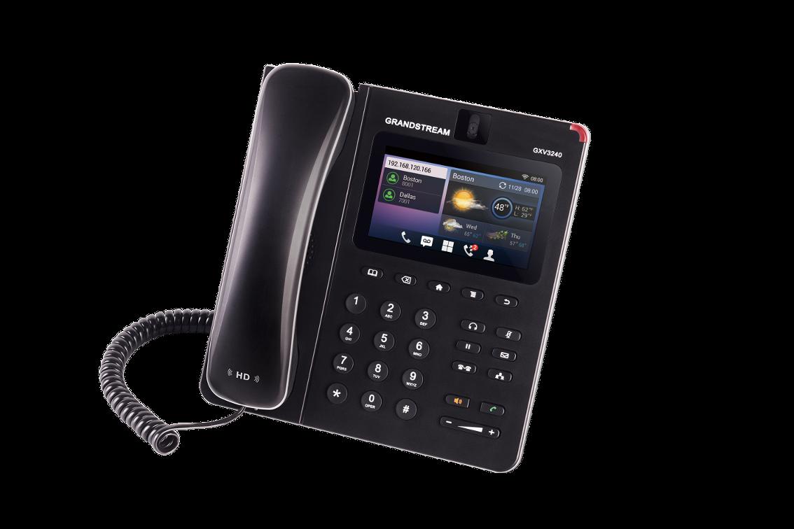 Grandstream GXV-3240 - VoIP