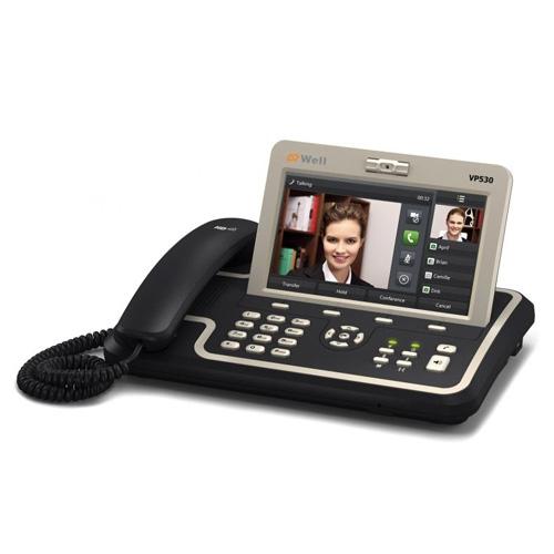 2N StarPoint IP VP530 PoE 7'' TFT-LCD display