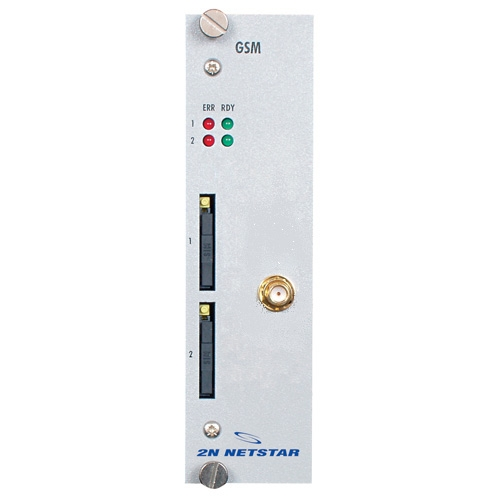 ATEUS NetStar 2x GSM modul, MC55i, slučovač