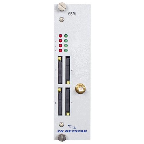 ATEUS NetStar 4x GSM modul, MC55i, slučovač